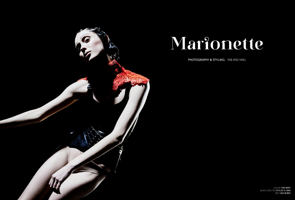 Drama marionette High